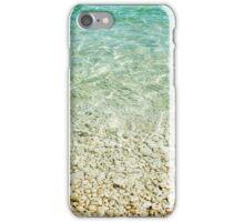 Adriatic Sea Triptych iPhone Case/Skin