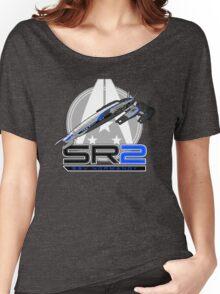Mass Effect - Normandy SR2 Women's Relaxed Fit T-Shirt