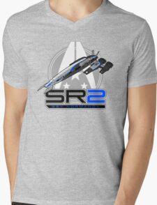Mass Effect - Normandy SR2 Mens V-Neck T-Shirt