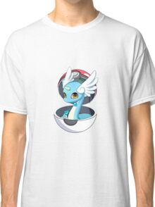 Cute Dratini in Pokèball Classic T-Shirt
