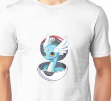 Cute Dratini in Pokèball Unisex T-Shirt