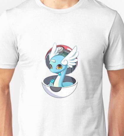 Cute Dratini in Pokèball Unisex T-Shirt