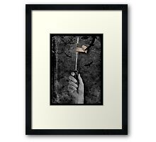 Labor Day For The Middle Class. Framed Print