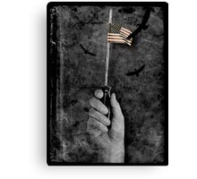 Labor Day For The Middle Class. Canvas Print