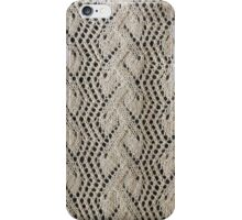 Leaf and Trellis Pattern iPhone Case/Skin