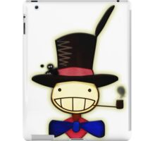 Turnip Head, Howls Moving Castle! iPad Case/Skin