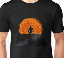 Staring into the Illusive sun Unisex T-Shirt