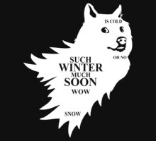 Such Winter Much Soon by bekemdesign