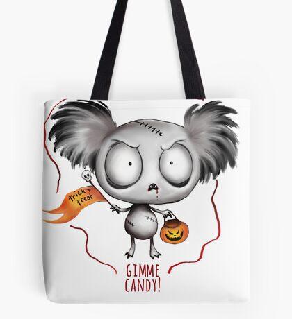 Moody Monster - Trick r Treat Demon Tote Bag
