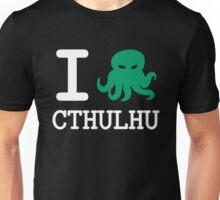 I ❤️ Cthulhu Unisex T-Shirt