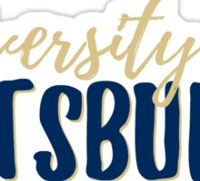 University of Pittsburgh Sticker