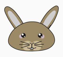 Cute bunny - Farm animals collection One Piece - Short Sleeve