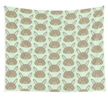 Cute bunny - Farm animals collection Wall Tapestry