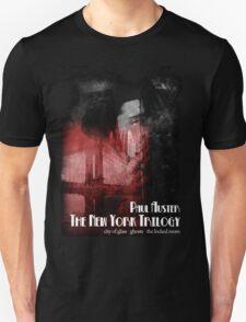 Paul Auster New York Trilogy T-Shirt T-Shirt