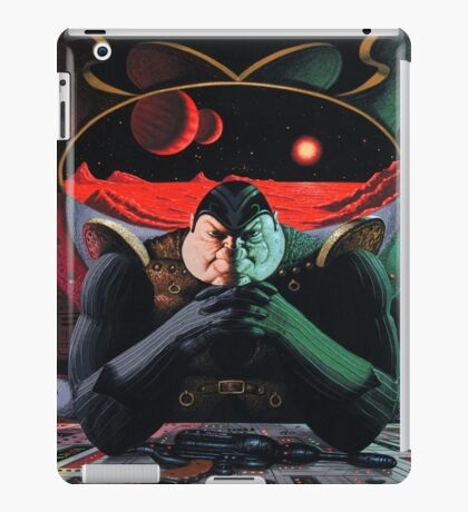 Ring Of Kether by Terry Oakes iPad Case/Skin