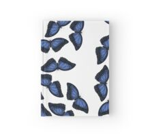 Butterfly Pattern Hardcover Journal