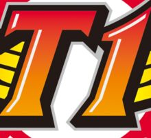 SK Telecom T1 league of legends team Sticker