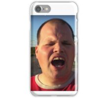 Hurricane Matthew  iPhone Case/Skin