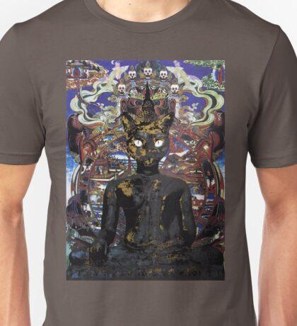 Buddha Cat  Unisex T-Shirt