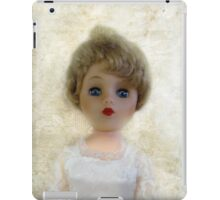 Bride doll of yesteryear iPad Case/Skin