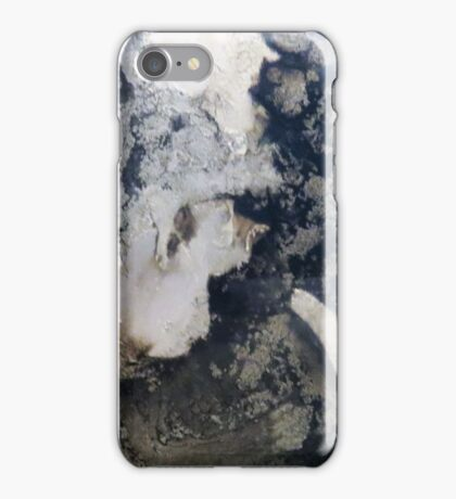 Looks just like 'Granite' but it's not...:) iPhone Case/Skin