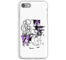 Girl Talk with Gabby iPhone Case/Skin