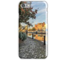 The Shore, Edinburgh iPhone Case/Skin