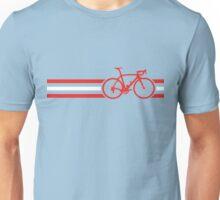 Bike Stripes Austria v2 Unisex T-Shirt