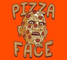 Pizza Face by samRAW08