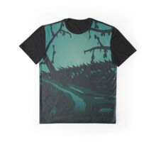 Caligari Field Graphic T-Shirt