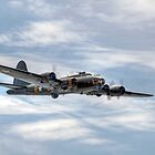 B-17 Flying Fortress by © Steve H Clark