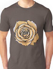 Beautiful rose flower Unisex T-Shirt