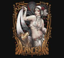 Dancing with wolves - Tribal Belly dance by Medusa Dollmaker