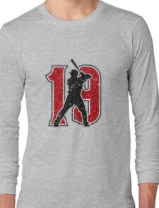 19 - Votto-matic (vintage) Long Sleeve T-Shirt