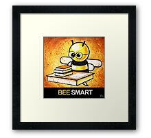 """BEE Smart"" POOTERBELLY Framed Print"