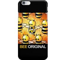 """BEE Original"" POOTERBELLY iPhone Case/Skin"