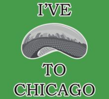 I've Bean To Chicago T-Shirt
