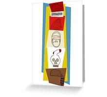 The Fantastic, Royal Life Limited at Rushmore Kingdom Greeting Card
