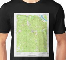 USGS TOPO Map Arkansas AR Redfield 259487 1970 24000 Unisex T-Shirt