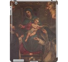 Our Lady of the Rosary Mural, St. Malachy Church, North Philadelphia iPad Case/Skin