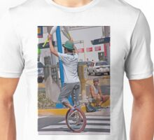 Red Light Busker Unisex T-Shirt