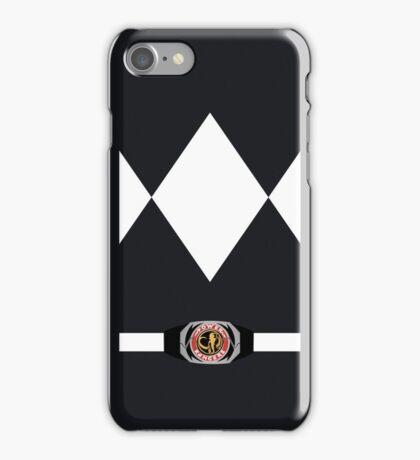 Black Ranger Iphone Case iPhone Case/Skin