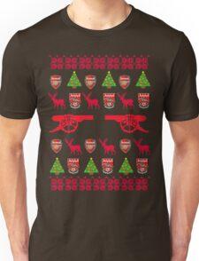 Arsenal 8-bit Holiday Sweater Unisex T-Shirt