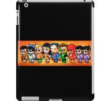 """""""SUPER BFFs"""" POOTERBELLIES iPad Case/Skin"""