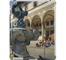 Fountains of Firenze iPad Case/Skin