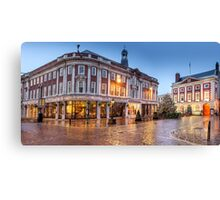 St Helens Square York Canvas Print