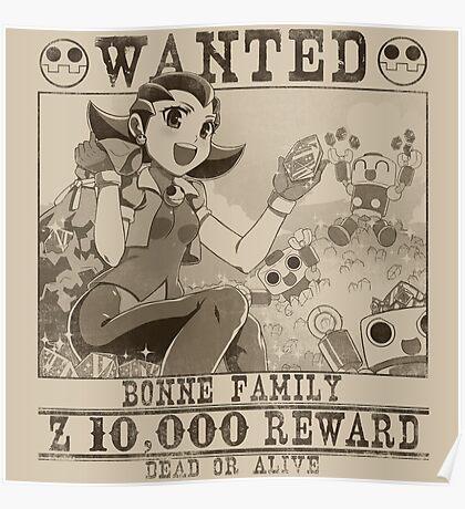 Bonne Family Poster Poster