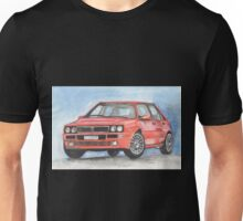 Lancia Delta Integrale Unisex T-Shirt