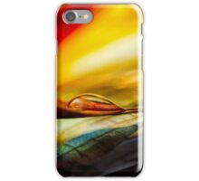 Agate Point iPhone Case/Skin
