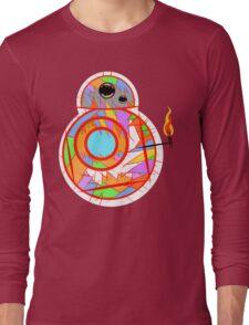 Fan art robot by MrNobody Long Sleeve T-Shirt